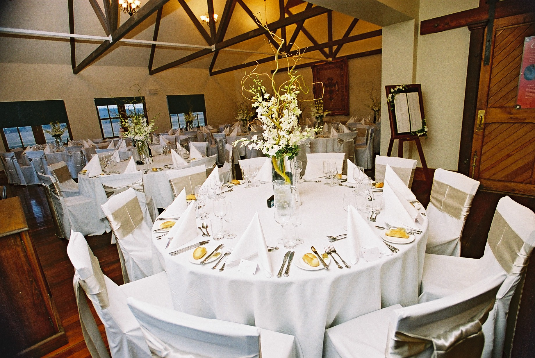 Venue Hire at Cleveland Winery Carriage House