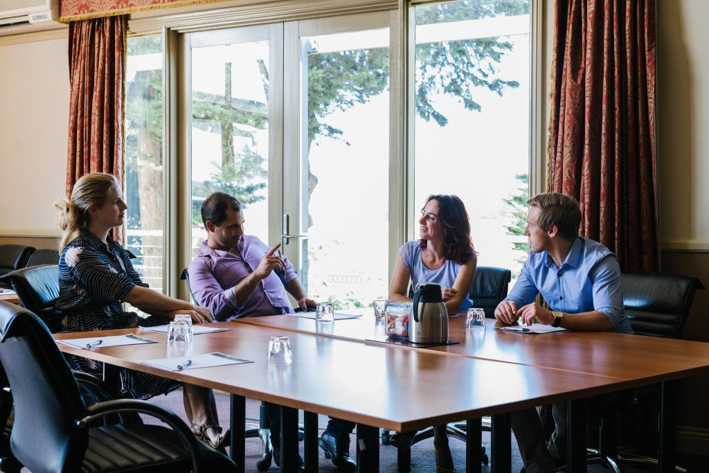 Conference Venue and Accommodation in Mount Macedon