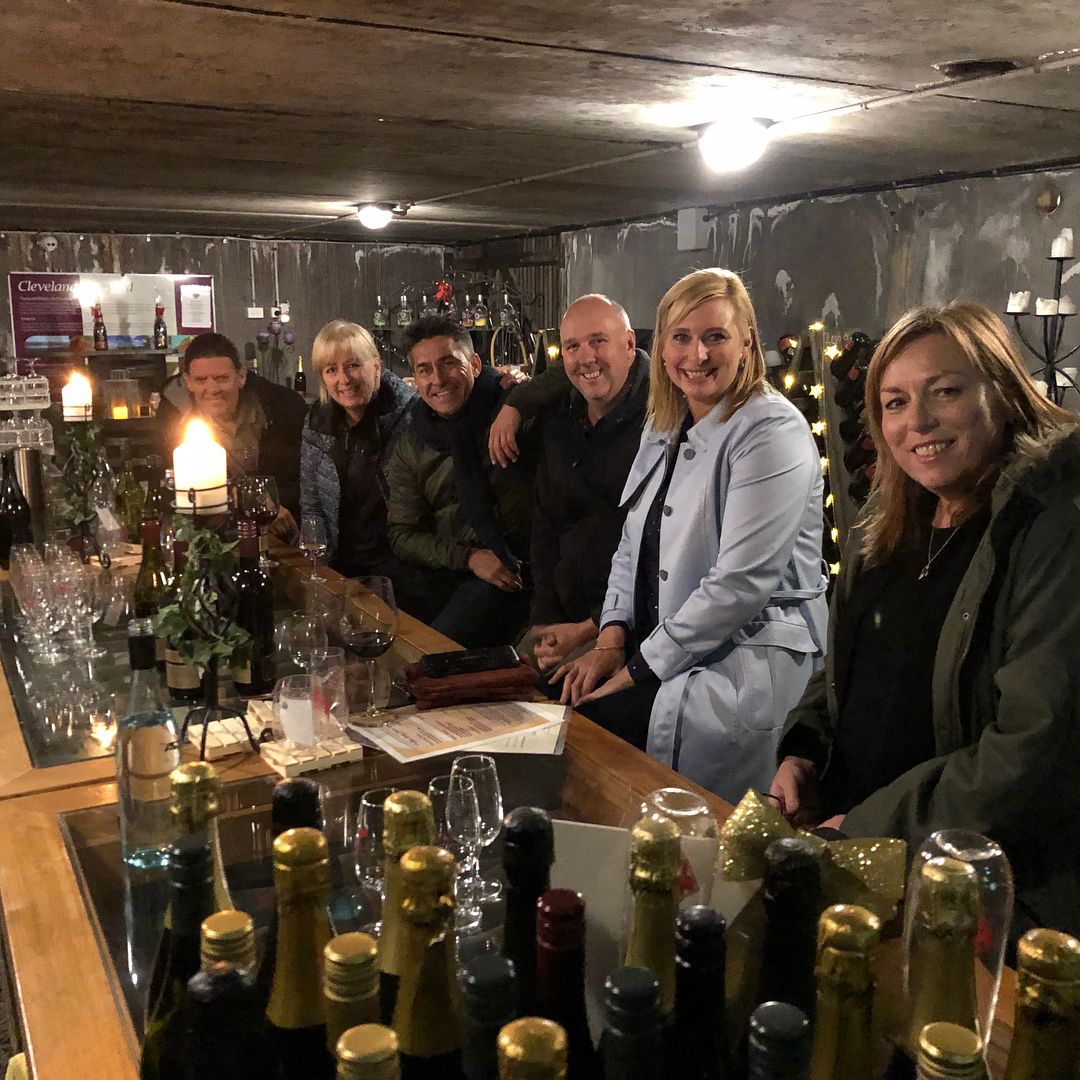 Cleveland Winery Cellar Door House Rules Macedon Ranges Johanna Griggs Jamie Durie
